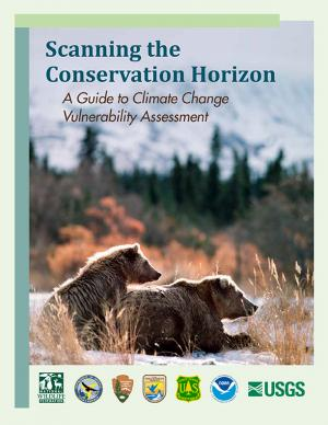 Cover of the Scanning the Conservation Horizon report