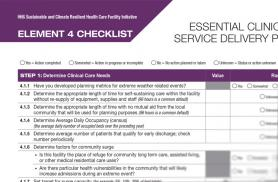 Element 4 Checklist
