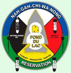 Fund du Lac Reservation Logo