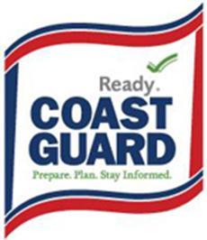 Ready Coast Guard logo