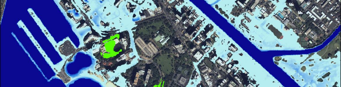 Screen capture of a SLR visualization in Waikiki