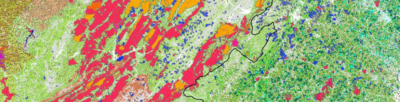 Screenshot from NALCC Conservation Planning Atlas